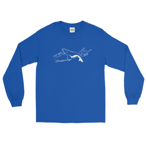 Right Whale LI Long Sleeve