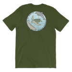 Load image into Gallery viewer, NY Marine Rescue Center Unisex T-Shirt (Front and Back Print)