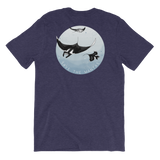 Manta Unisex T-Shirt (Front and Back)