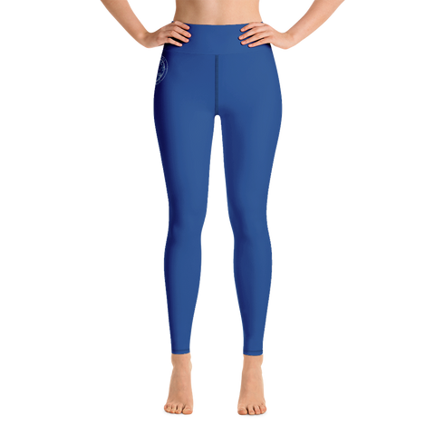 Blue Hammerhead Leggings