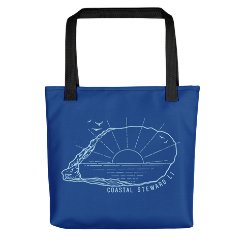 Coastal Steward LI Tote Bag