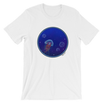 Load image into Gallery viewer, Jellyfish Unisex T-Shirt (front print)