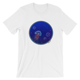 Jellyfish Unisex T-Shirt (front print)
