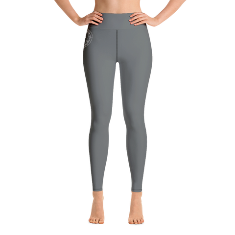 Grey Hammerhead Leggings