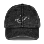 Load image into Gallery viewer, Orca Vintage Hat