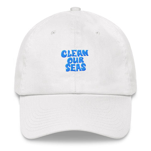 Clean Our Seas Hat