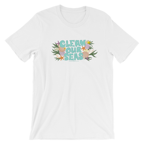 Clean Our Seas Unisex T-Shirt