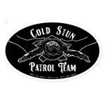 Load image into Gallery viewer, Cold Stun Patrol Team Decal