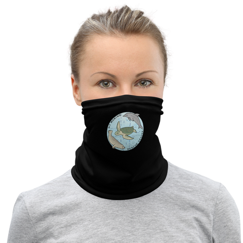 NY Marine Rescue Center Neck Gaiter