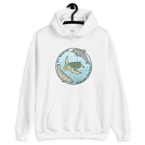 NY Marine Rescue Center Hoodie