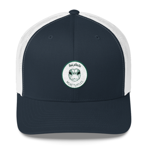 Less Plastic Trucker Hat