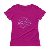 Orca Women's Scoopneck T-Shirt