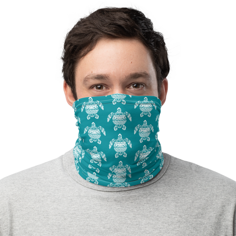 Tribal Turtle Neck Gaiter