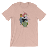 Ocean Heart Color Unisex T-Shirt