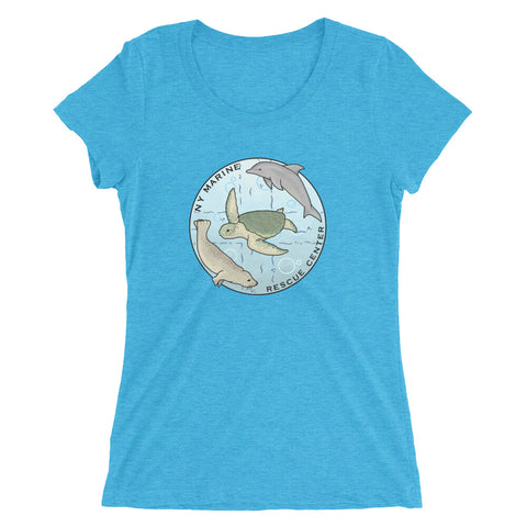 NY Marine Rescue Center Women's T-Shirt
