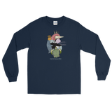 Ocean Heart Color Long Sleeve