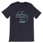 Load image into Gallery viewer, Humpback Whale Unisex T-Shirt (front print)