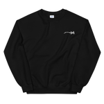 Load image into Gallery viewer, Skeleton Crewneck