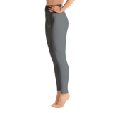 Tribal Sea Turtle Leggings Grey