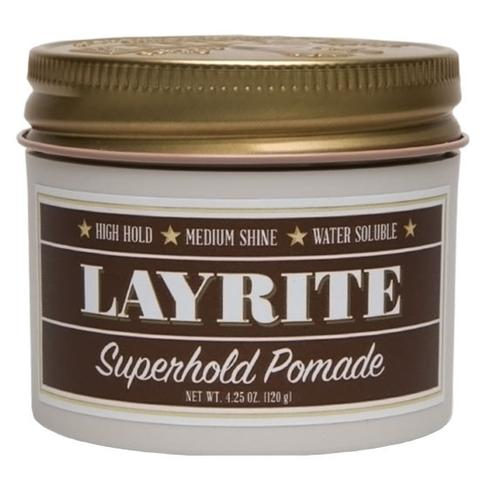 Layrite Superhold Pomade 120ml