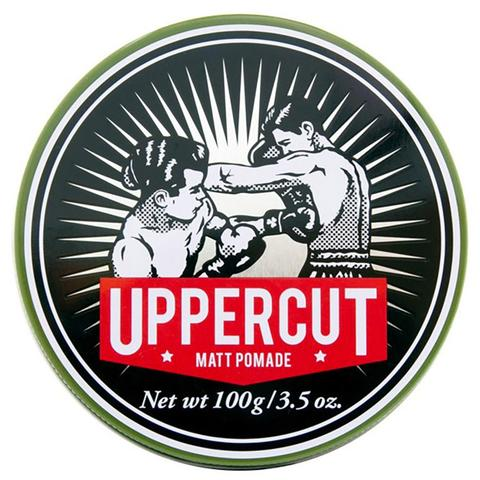 Uppercut Matt Pomade 100ml lid
