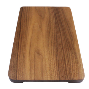 Handmade walnut chopping board finlandsvensk