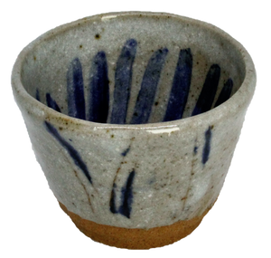 Japanese pottery tea cup handmade