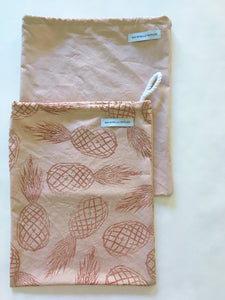 Infusion Cotton Produce Bags