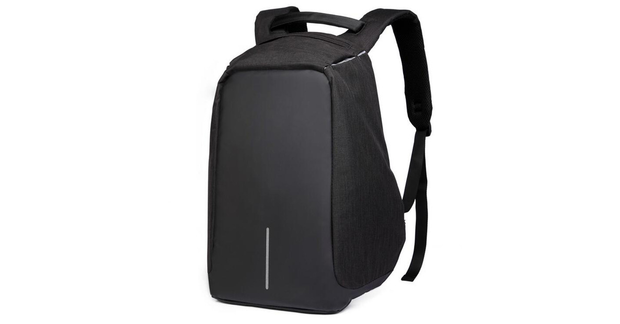 Original USB Charging Anti-Theft Backpack Black