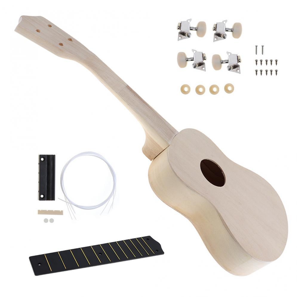 DIY Handmade Ukulele Kit