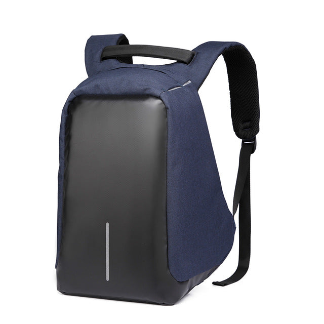 Anti-Theft USB Charging 14 Inch Laptop Backpack