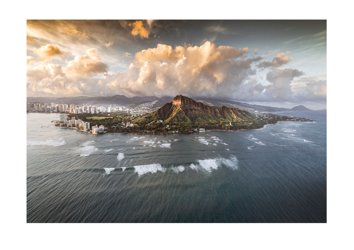 DIAMOND HEAD   |   HAWAII