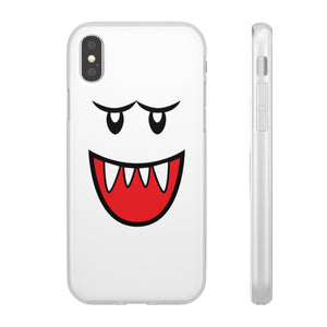 Boo from Mario Phone Case - iPhone X