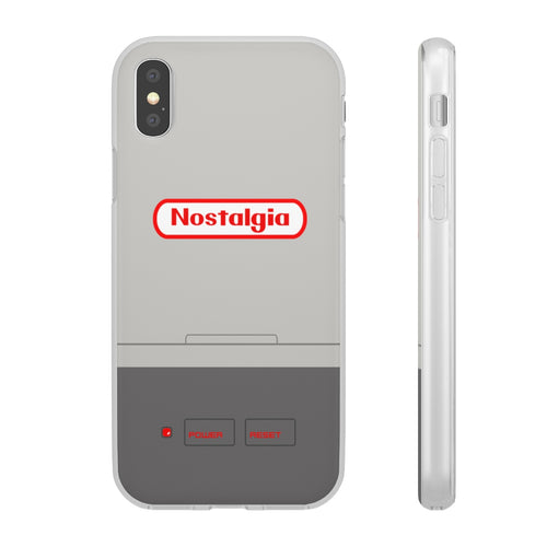 Nostalgia Entertainment System (NES) Phone Case