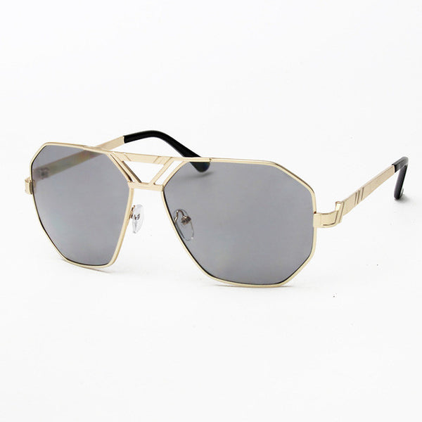 New Designer Women Sunglasses Retro Unique Metal Frame Lunette Soleil ss909