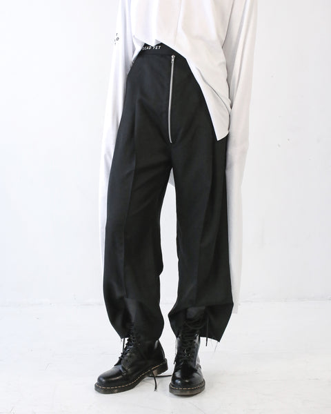 LOGO WAISTBAND PANT - SHOP NOT DEAD YET