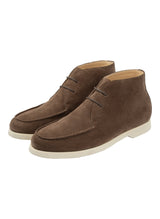 Suede Chukka - Brown