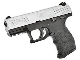 WALTHER CCP 9X19 STAINLESS