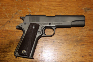 ITHACA 1911 A1 45 ACP GI ISSUE