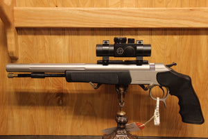 CVA OPTIMA 50 CALIBER SCOPED