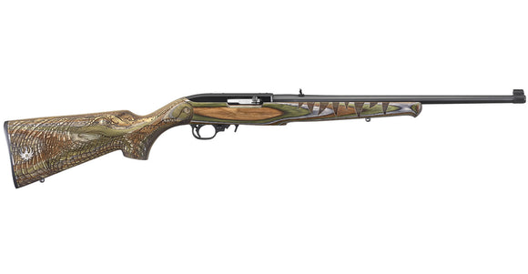 RUGER 10/22 GREEN MOUNTAIN