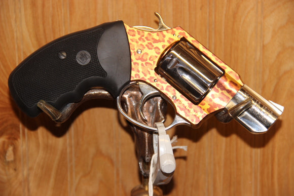 CHARTER ARMS LEOPARD