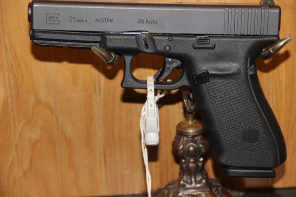 GLOCK G21SF 45ACP BLACK