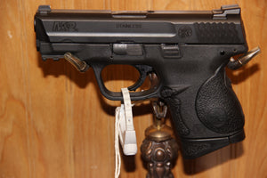 SMITH & WESSON M&P9C W/LASER