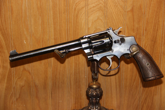 S&W 22/32 22LR HAND EJECTOR
