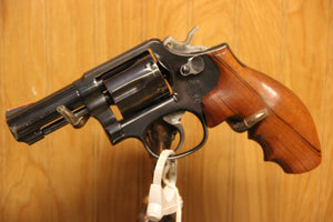 SMITH &* WESSON MODEL 10-8