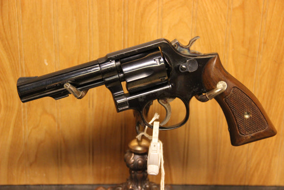 SMITH & WESSON MODEL 10-5
