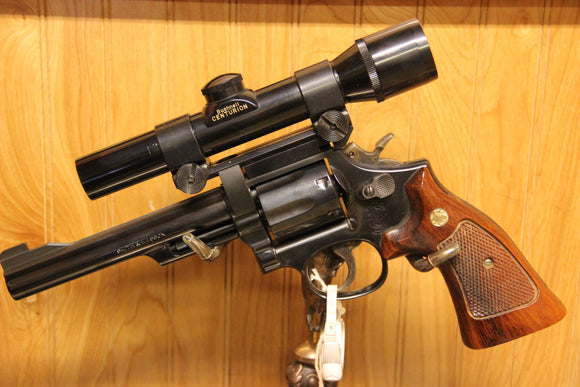 SMITH & WESSON MODEL 19 .357 M