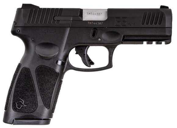 TAURUS G3  9MM BLACK