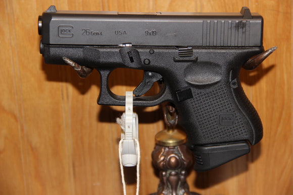 GLOCK G26 9MM WITH THREE 10 RD